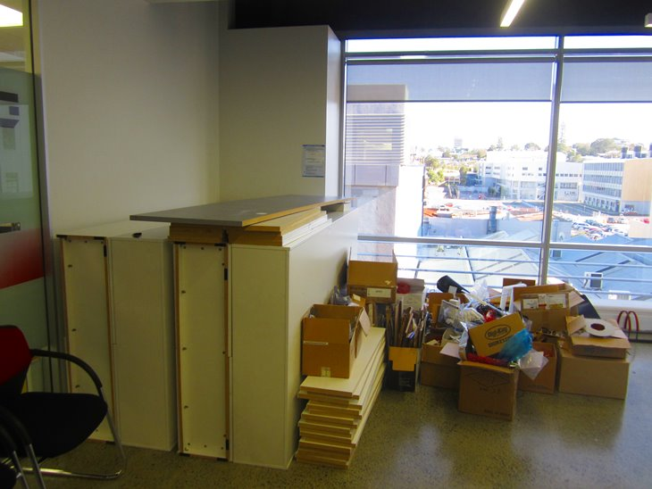 Commercial / office clearance services