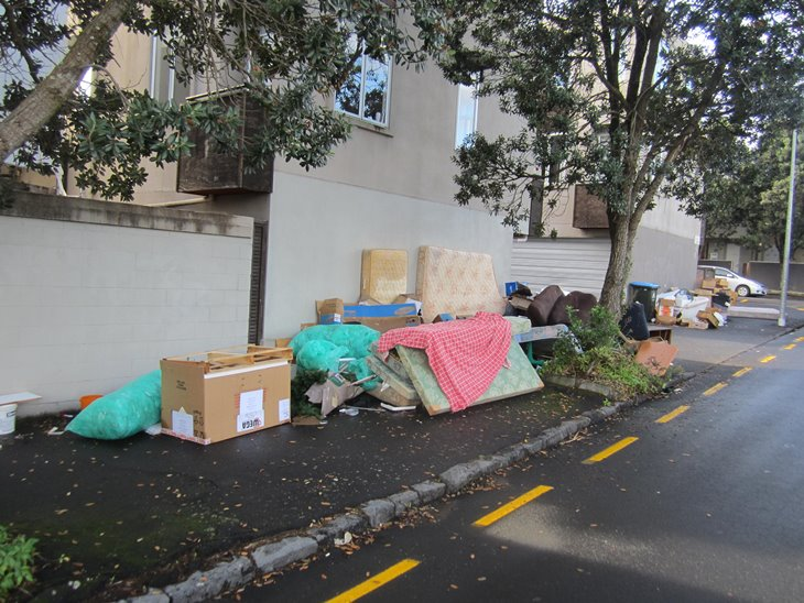 House clearance - Auckland